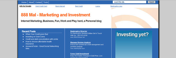 Preview - Internet Marketing and SEO Blog